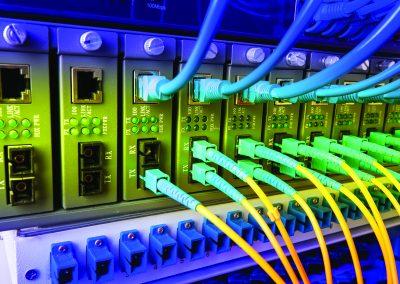 Câblage de réseaux structurés