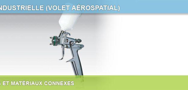 Peinture industrielle (volet aérospatial)
